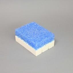 akapad Paper Sponge white, hard