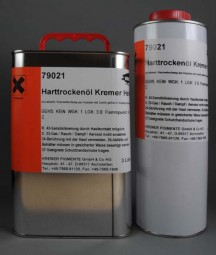 Harddrying Oil Kremer Gloss