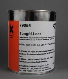 Tung Oil Varnish