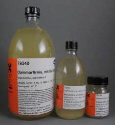Dammar Varnish with Shellsol® A, UV Stabilized
