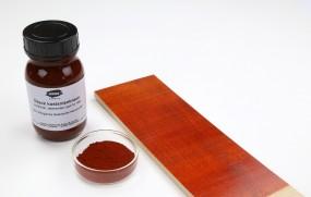Oil Varnish, maroon