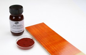 Oil Varnish, brown-red