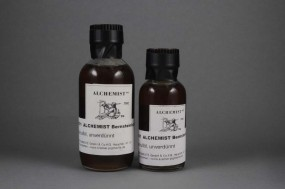 ALCHEMIST Amber Varnish Dark in linseed oil