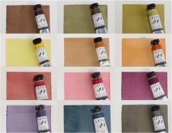 Lutea Plant-Watercolor Set