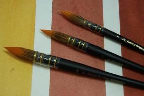 Watercolor Brush, No. 10