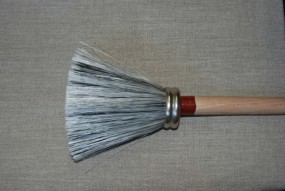 Fresco Brush, round