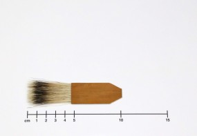 Gilder Tip, Badger Hair, No. 1 inch
