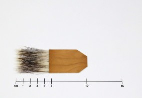Gilder Tip, Badger Hair, No. 1½ inch
