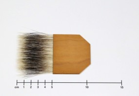 Gilder Tip, Badger Hair, No. 2½ inch