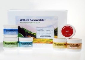 Wolbers Solvent Gel Kit™