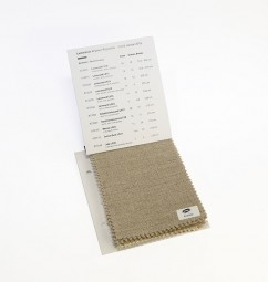 Linen Canvas Sample Book
