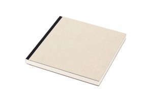 Sketchbook, 21 x 21 cm