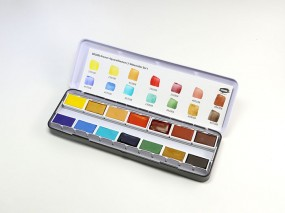 Kremer Watercolor Set I