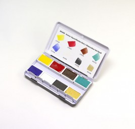 Kremer Watercolor Set Small