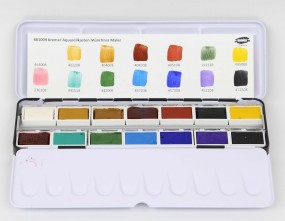 Kremer Watercolor Set