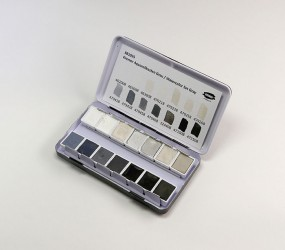Kremer Watercolor Set Gray - Small