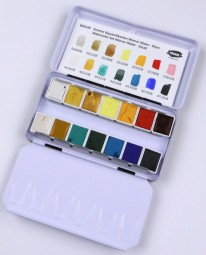 Kremer Watercolor Set Wiener Maler - Small
