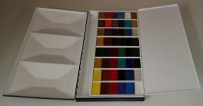 Kremer Watercolor Set Large