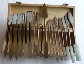 Set: Sgraffito Tools