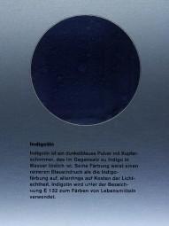Indigotine Blue