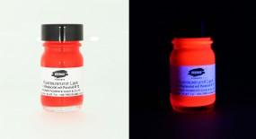 Fluorescent Red Varnish