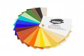 Color Fan Kremer - Wall
