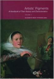 Elisabeth West Fitzhugh: Artist´s Pigments - Volume 3