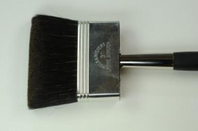 Varnish Brush, Various selected Hair, No. 4 inch