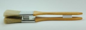 Flat Brush, Bristles, 2. strength, No. 2 in