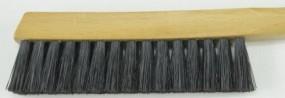 Brush, dark hog hair, hard, 20 mm