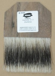 Gilder Tip, Badger Hair, No. 3 inch