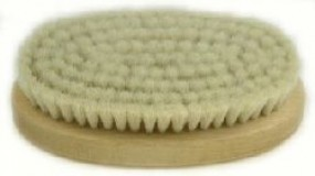Hand Brush, goat hair, 20 mm