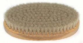 Hand Brush, horse hair, hard, 25 mm