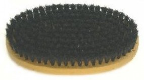 Hand Brush, horse hair, soft, 15 mm