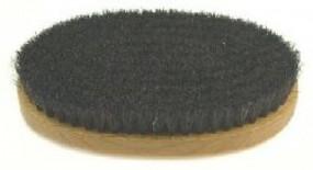 Hand Brush, horse hair, soft, dark, 20 mm
