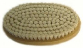 Hand Brush, goat hair 15 mm