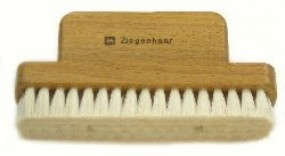 Hand Brush, with grip, large, 15 mm
