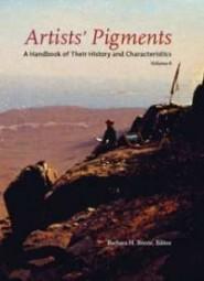 Barbara Berrie: Artist's Pigments - Volume 4