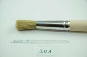 Fresco Brush, Liner, round, No. 12