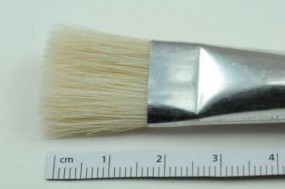 Fresco Brush, Liner, flat, No. 4