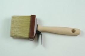 Varnish and Gesso Brush, 12 x 3 cm