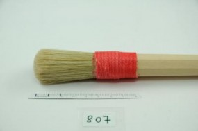 Muccino, Round Brush, No. 18